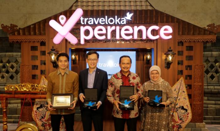 Kedutaan Besar RI Singapura bekerjasama dengan Traveloka Xperience, Kementerian Pariwisata, dan Changi Airport Group melakukan promosi pariwisata untuk menjaring wisatawan. Foto: Singar Harapan