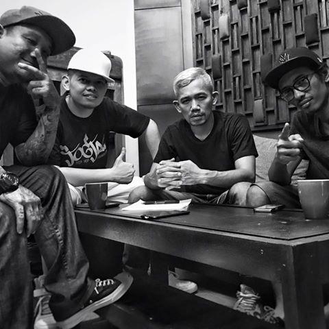 Jogja Hip Hop Foundation (Sumber : Dokumentasi Jogja Hip Hop Foundation)