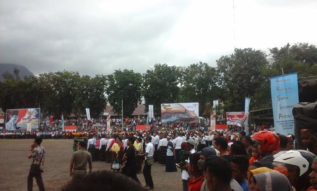 upacar parade kebangsaan