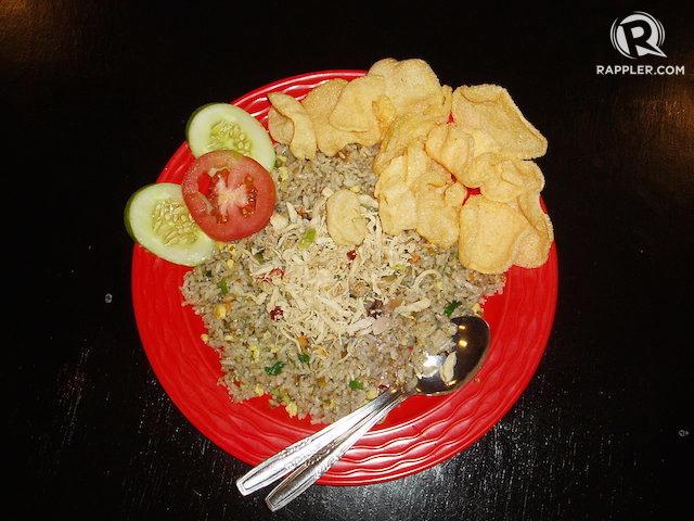 nasi goreng jablay