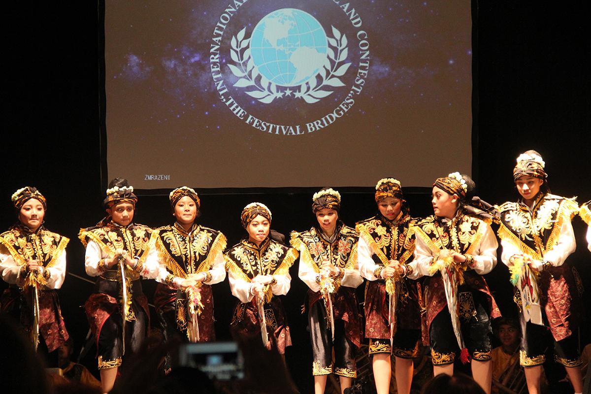 ketika menampilkan tari Jatilan   dokumentasi danadyaksa budaya
