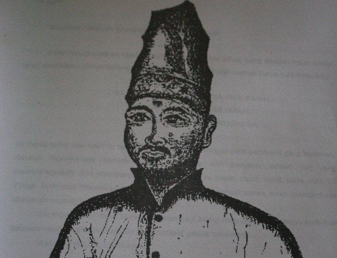 Gambar Pahlawan Abdul Kadir dari Kalimantan Barat | sumber foto : suara pemred