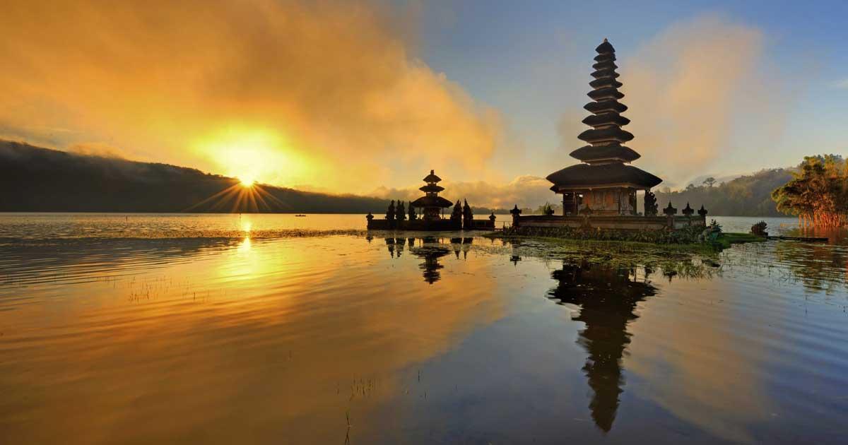 secuil Surga Dari Bali