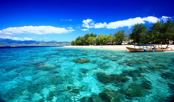 Obyek Wisata Lombok
