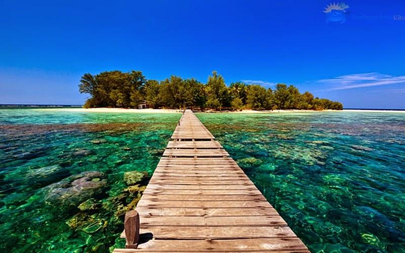 Surga kecil dari Lombok