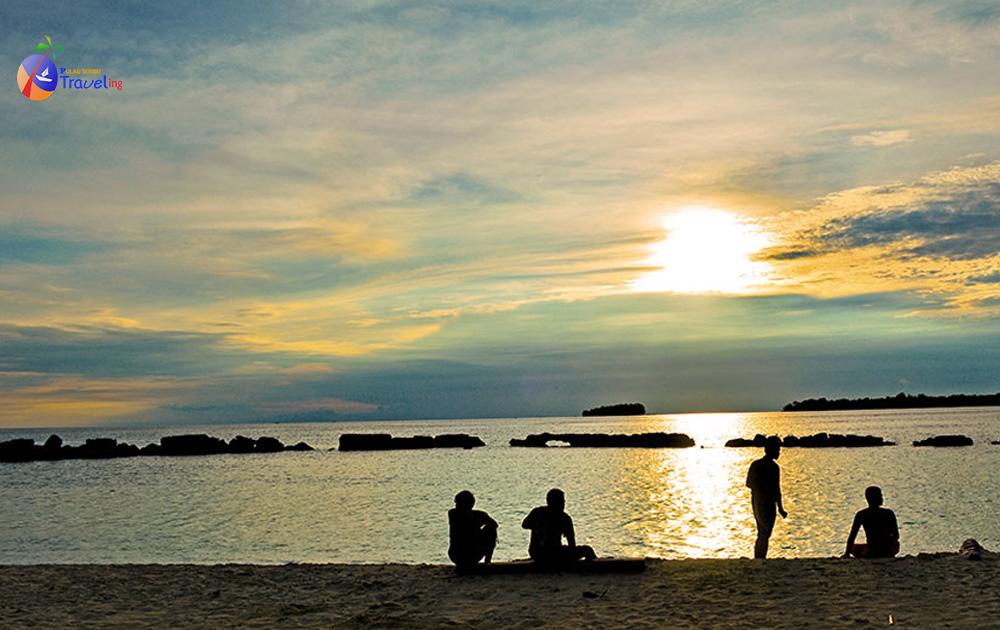 Pulau Bulat - Pulau Asyik Untuk Kemping di Kepulauan Seribu
