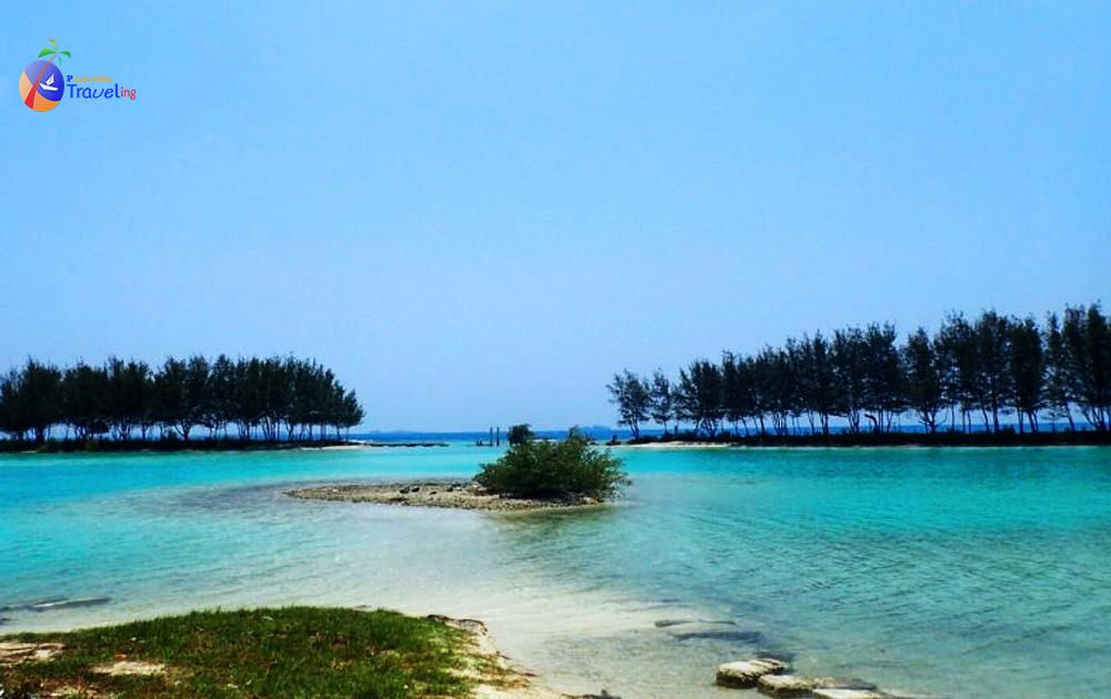 Pulau Payung - Pulau Asyik Untuk Kemping di Kepulauan Seribu