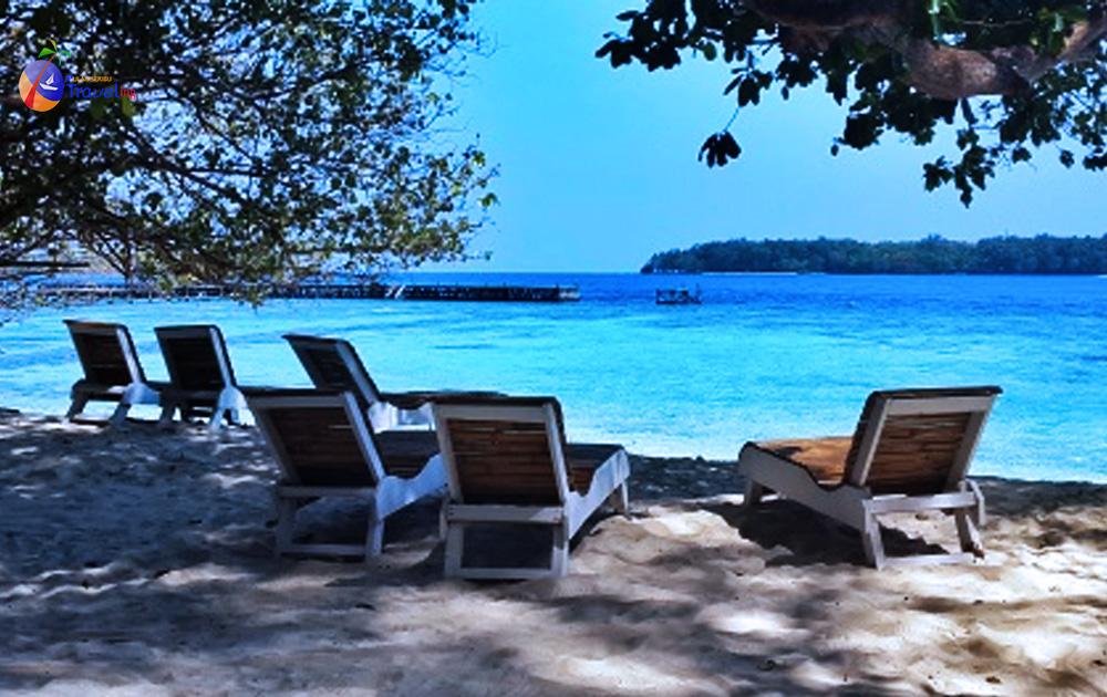 Pulau Sepa - Pulau Asyik Untuk Kemping di Kepulauan Seribu
