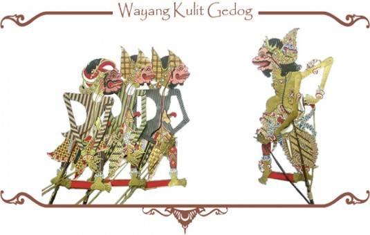 Wayang Gedog | Sumber: Bernas.id