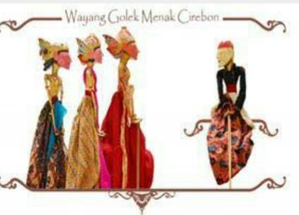 Wayang Menak Cirebon   Sumber: Wayangku.id
