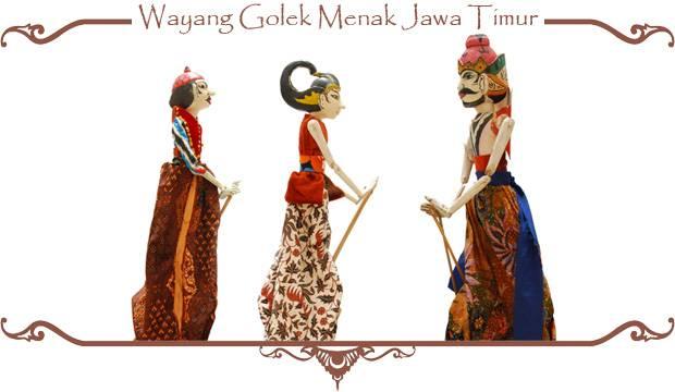 Menak Jawa Timur   Sumber: Wayangku.id