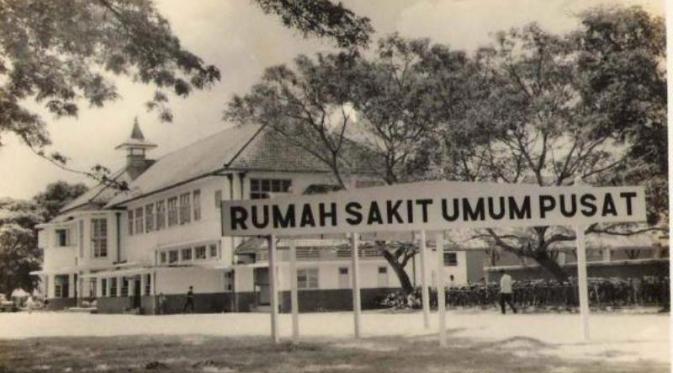 Bangunan rumah sakit Simpang Surabaya   Sumber: Prelo.co.id