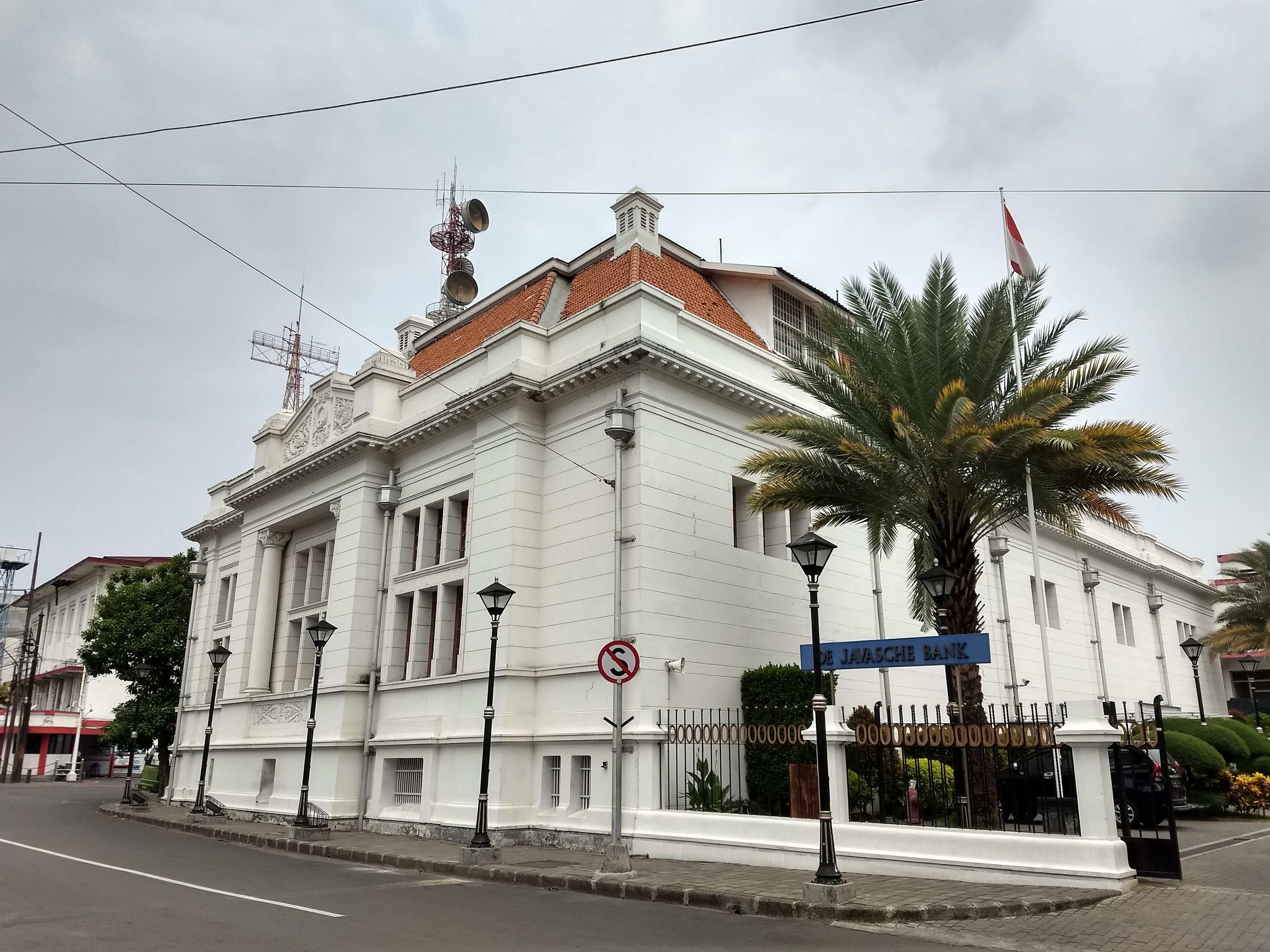 Ex de javasche bank | Sumber: Wikipedia.id