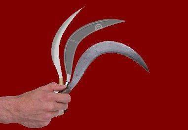 Senjata celurit | Sumber: Lontarmadura.com