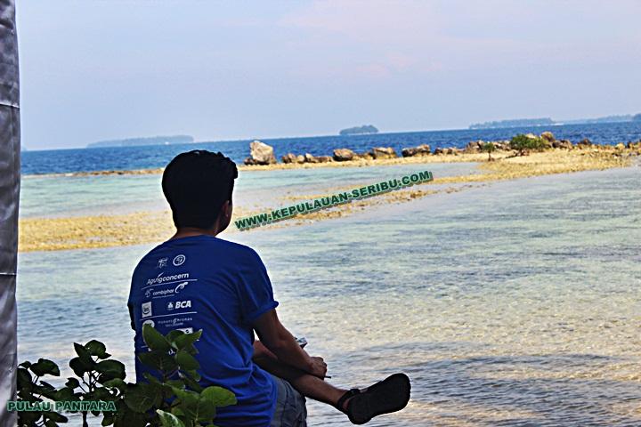 Pantai Pulau Pantara Resort