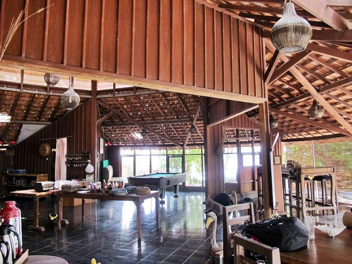 Club House Pulau Macan Resort Pulau Seribu Jakarta