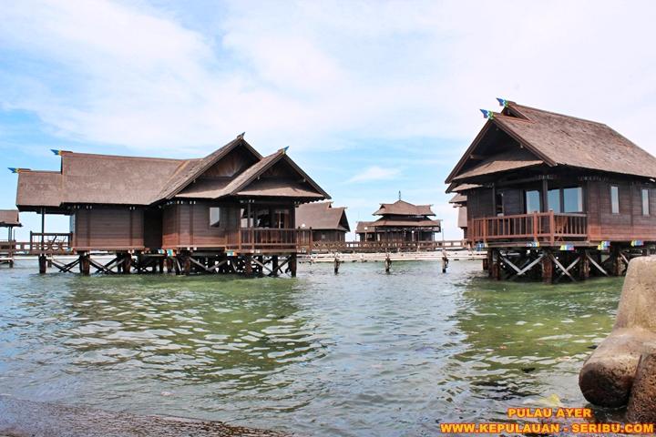 Cotage Di Atas Laut ( Floating ) Pulau Ayer Resort Jakarta