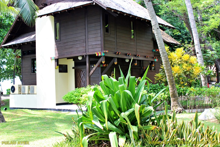 Cottage Panggung Pulau Ayer Resort