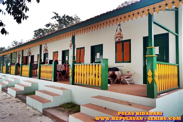 Cottage Betawi The Soul Of Batavia Pulau Bidadari