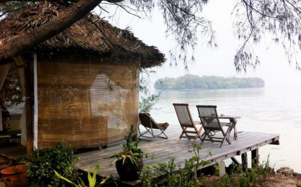Cottage Pulau Macan Resort Wisata Kepulauan Seribu Jakarta