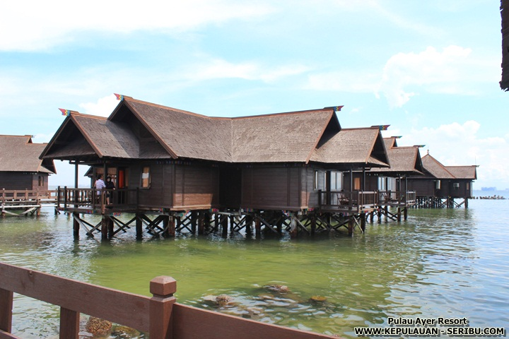 Floating Cottage Pulau Ayer Resort