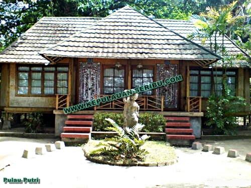 Cottage Griya Bali Pulau Putri Resort Pulau Seribu