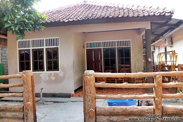 Home Stay Pulau Pari Wisata Pulau Seribu
