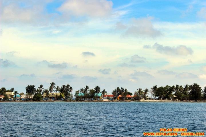 Pulau Seribu Wisata Pulau Resort Dan Pulau Penduduk