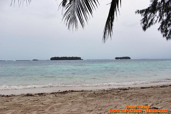 Pulau Pelangi Wisata Pulau Seribu
