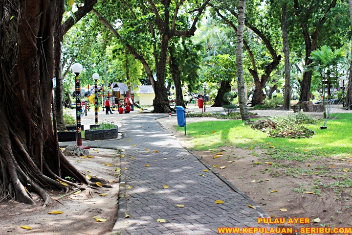 Pulau Ayer Resort Wisata Pulau Seribu Jakarta