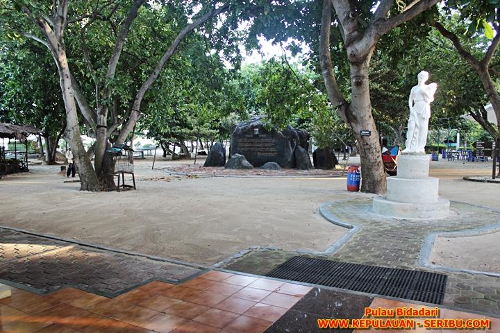 Pulau Bidadari Wisata Pulau Seribu Resort Jakarta