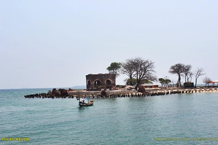 Pulau Kelor Pulau Seribu Wisata Sejarah Kepulauan Seribu