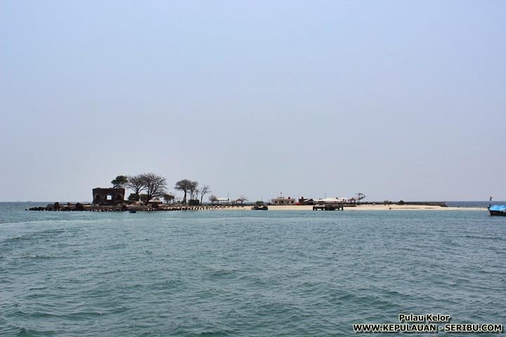 Wisata Bangunan Bersejarah Di Pulau Kelor Pulau Seribu