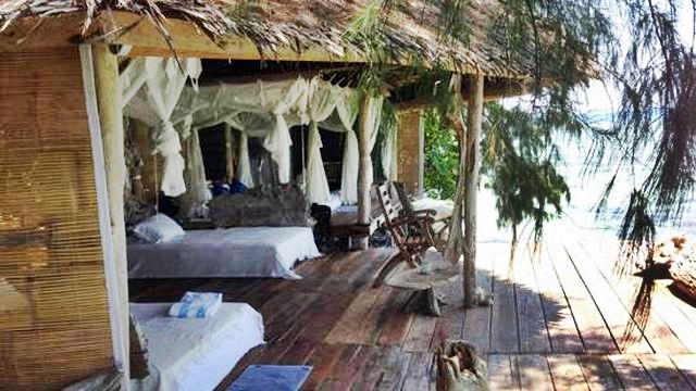 Cottage Pulau Macan