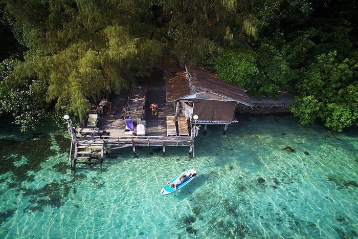 Pulau Macan Wisata Kepulauan Seribu Jakarta