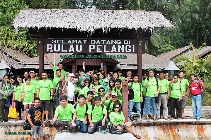 Pulau Pelangi Wisata Pulau Seribu Resort