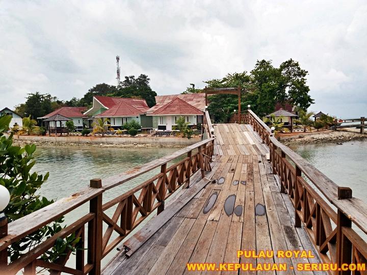 Pulau Royal Wisata Pulau Kelapa Di Pulau Seribu Jakarta