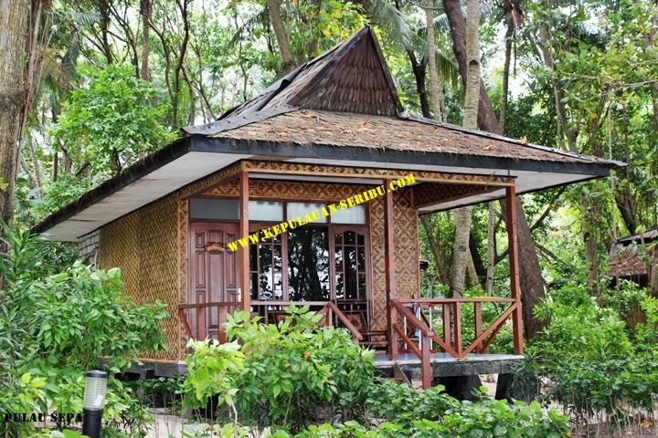 Pulau Sepa Wisata Pulau Seribu