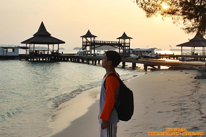 Pulau Sepa Wisata Pulau Seribu Resort