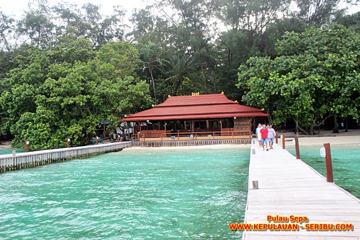 Pulau Sepa Resort Di Kepulauan Seribu