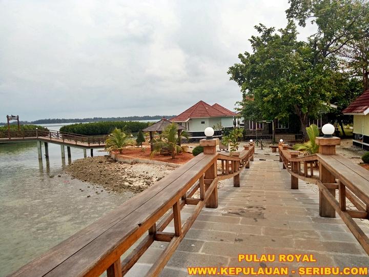 Royal Island Semi Resort Pulau Seribu jakarta