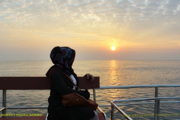 Sunset Cruise Pulau Seribu Wisata Kepulauan Seribu