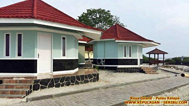 Cottage Pulau Royal Resort Pulau Kelapa