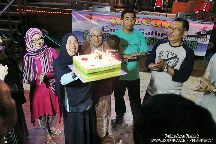 Acara Outing / Gathering Ulang Tahun Di Pulau Seribu