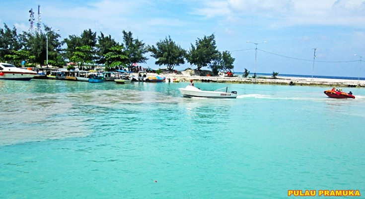 Watersport Pulau Pramuka Di Kepulauan Seribu Jakarta