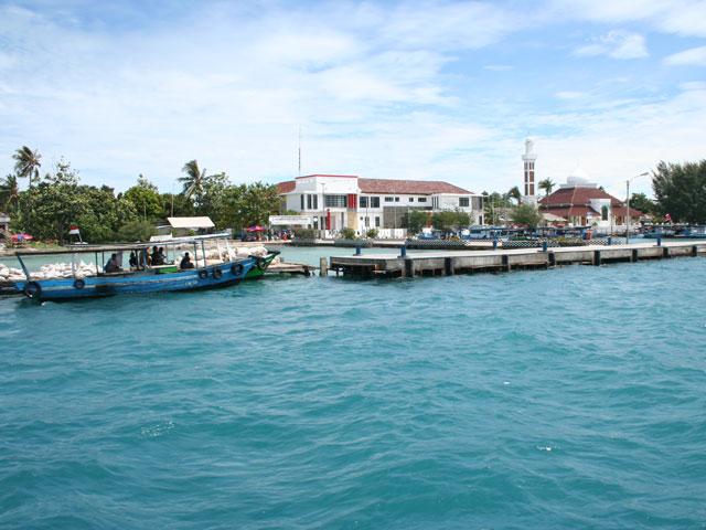 Pulau Pramuka Wisata Pula Seribu Jakarta