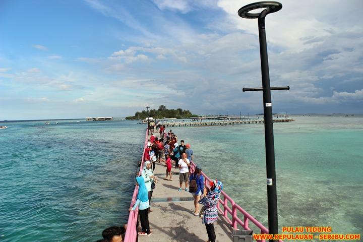 Pulau Tidung Destinasi Wisata Pulau Seribu