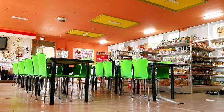 Kedai Bakso Bejo di Korea Selatan