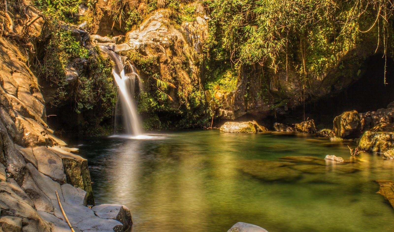 Jernihnya Air di Telaga Sunyi (© Eddy Fetus)