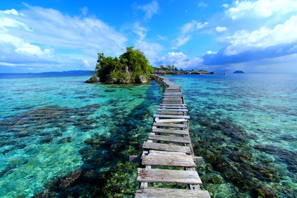 Kepulauan Togean di Tojo Una-Una (© 1001 Indonesia)